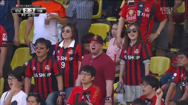 Seongnam FC Seoul K League May (2)