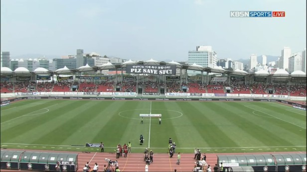 Seongnam FC v Incheon United May 2016 (1)