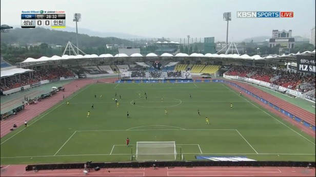 Seongnam FC v Incheon United May 2016 (3)