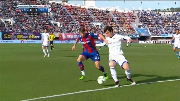 Suwon Derby 2016 K League May (2)