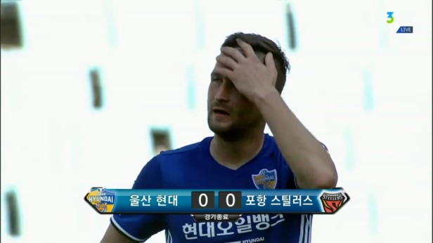 Ulsan Hyundai Pohang S K League May (2)