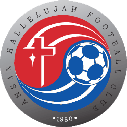 Ansan Hallelujah FC Badge