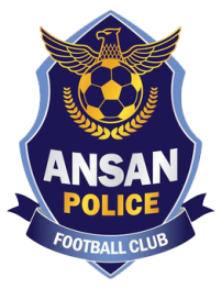 Ansan Police FC Badge to 2015