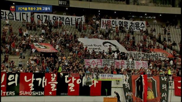 Choi Yong-Soo FC Seoul Goodbye (8)