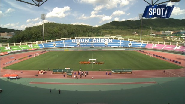 Chuncheon Stadium June 2016