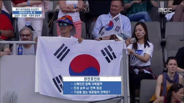 Czech Republic v South Korea 2016