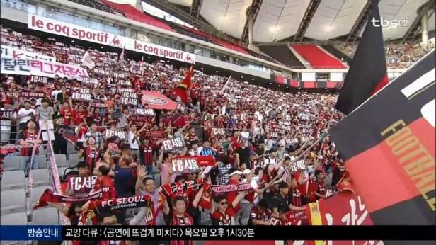 FC Seoul v Suwon Bluewings June 18 (1)