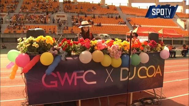 Gangwon FC DJ 2016