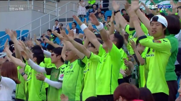 Incheon United v Jeonbuk Hyundai June 18 (3)