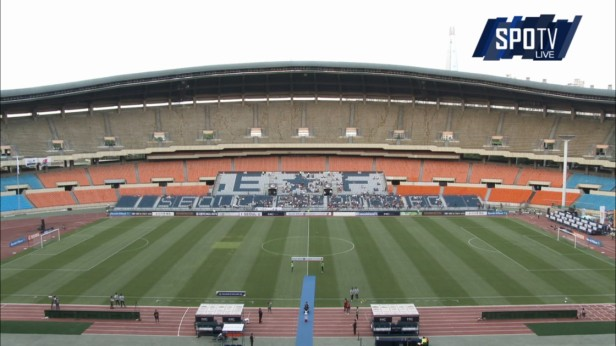Seoul E-Land Olympic Stadium June16