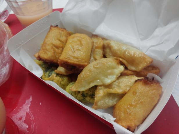 Sinjeon Food Incheon Cheongna fried mandoo