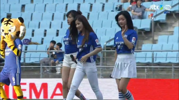 Ulsan Hyundai KPOP June 18 (2)
