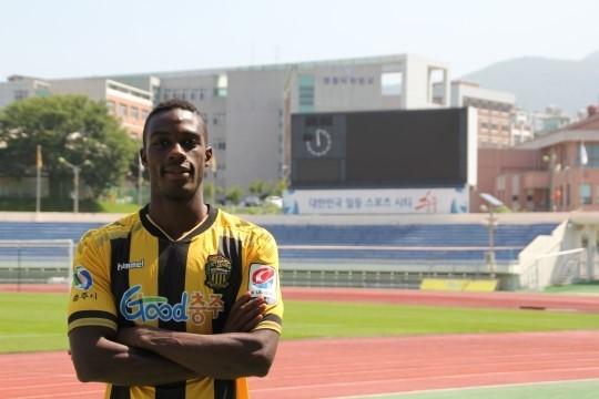 Aubin Kouakou Chungju Hummel K League