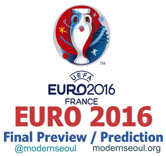 Euro 2016 Final Preview Prediction