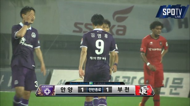 FC Anyang v Bucheon 1995 July 2016 (2)