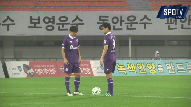 FC Anyang v Bucheon 1995 July 2016