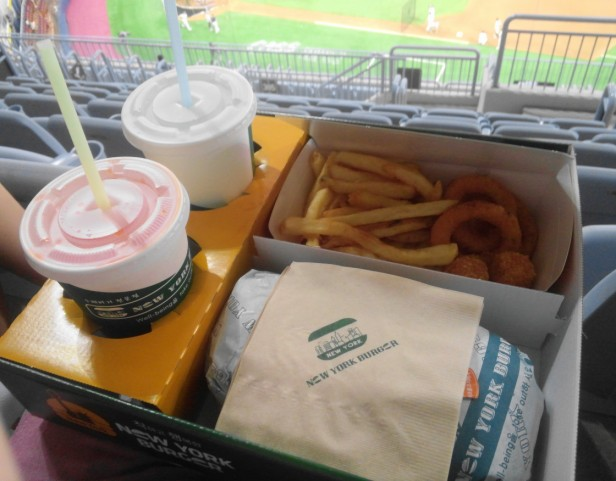 Gocheok Skydome Seoul Nexen Heroes New York Burger