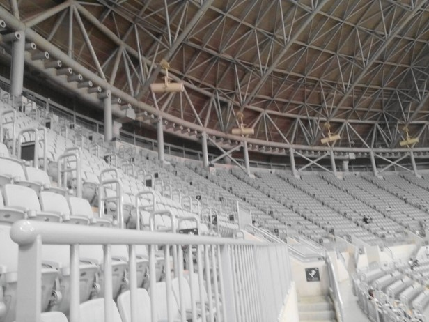 Gocheok Skydome Seoul Nexen Heroes seats