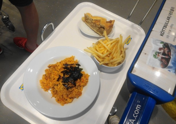 Ikea Korea Food (1)