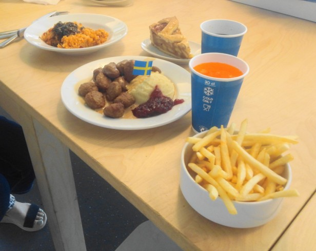 Ikea Korea Food (2)