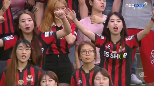 Incheon United v FC Seoul fans July 2016 (2)