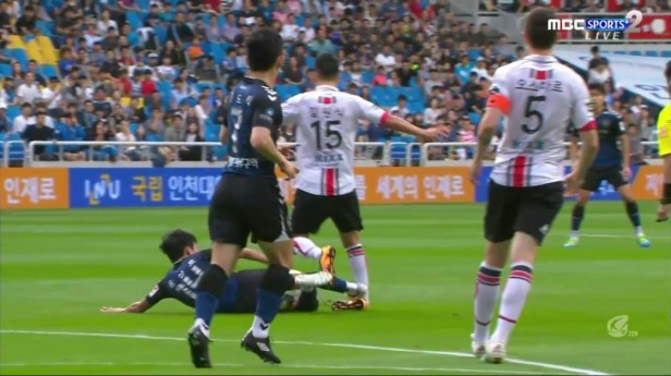 Incheon United v FC Seoul July 2016 gyeongin derby