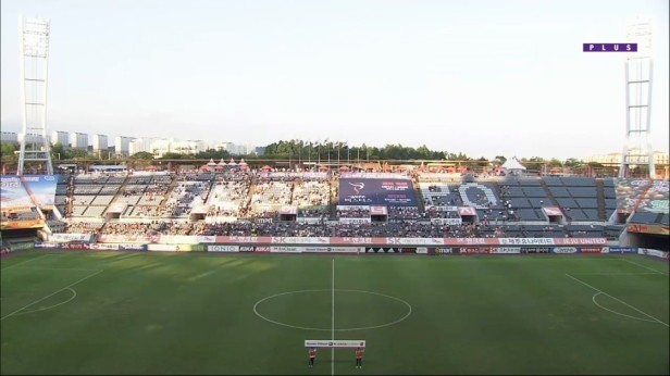 Jeju United FC Seoul K League July 24th