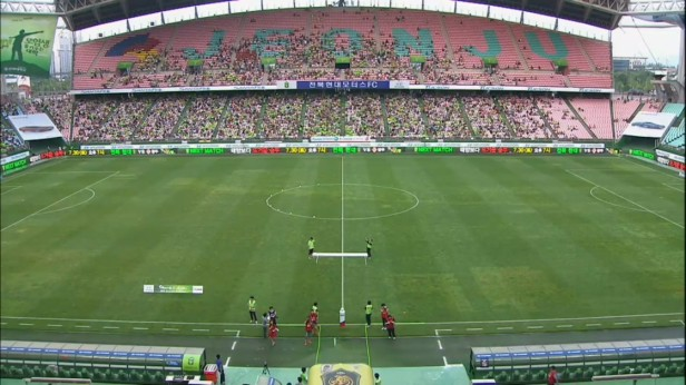 Jeonbuk v Ulsan K League July 24th