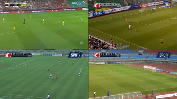 K League 23rd July 2016 Naver PIP