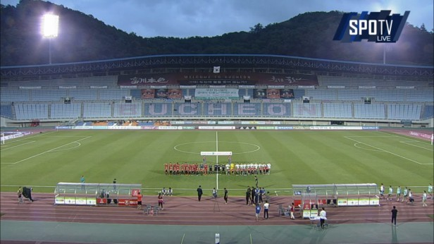 K League Challenge July 27th 2016 (3)