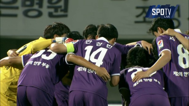 K League Challenge July 27th 2016 (6)