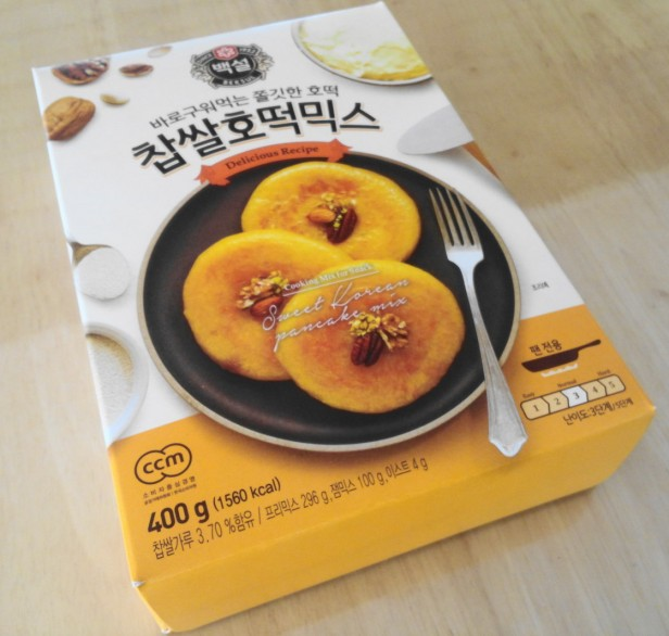 Korean Pancake Hotteok