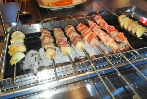 Lamb Kebab Restaurant Incheon bbq