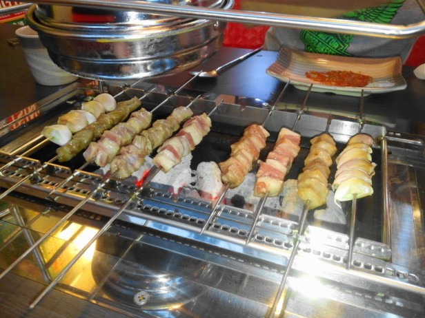 Lamb Kebab Restaurant Incheon cheongna bbq