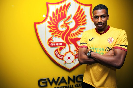 Olivier Bonnes Niger Gwangju K League