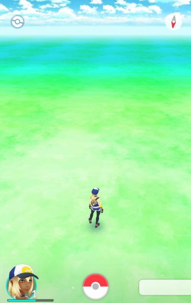 Pokemon Go South Korea Green Fields