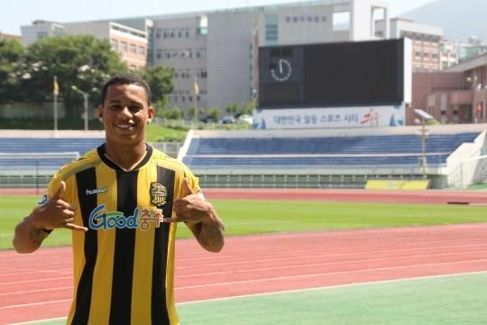 Rafael Ratão Chungju Hummel K League