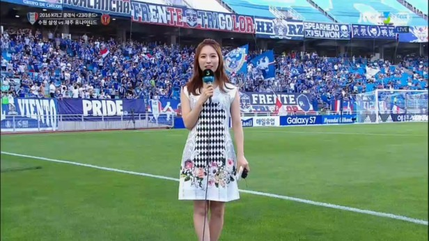 Suwon Bluewings v Jeju United July 2016 (1)