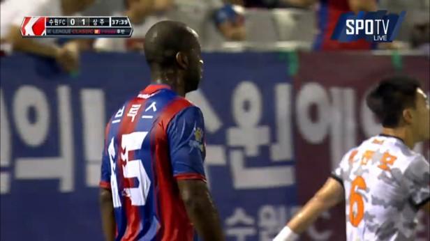 Suwon FC Bruce Djite July 2016 (1)