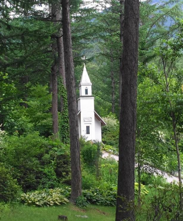 The Garden of Morning Calm Gapyeong KR church