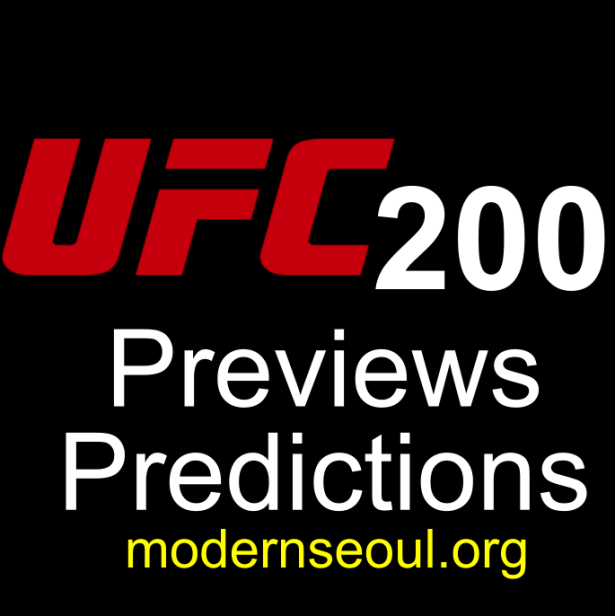 UFC 200 Previews Predictions Banner