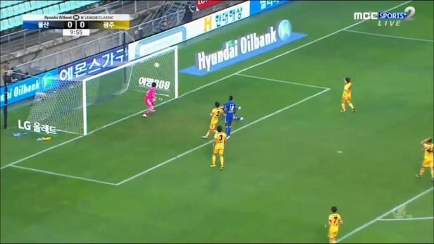 Ulsan Goal v Gwangju July 2016