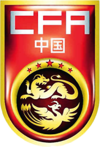 China PR National Team Badge