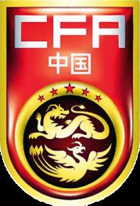 China PR National Team Badge