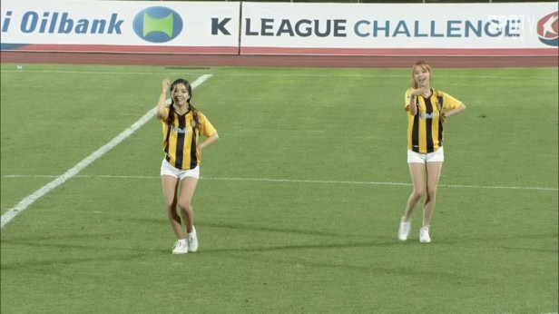 Chungju Hummel v Gangwon Aug 2016 (1)