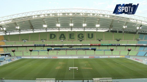 Daegu FC Aug 22nd