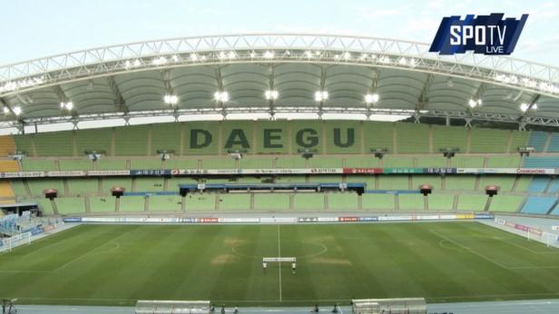 Daegu FC Aug 22nd