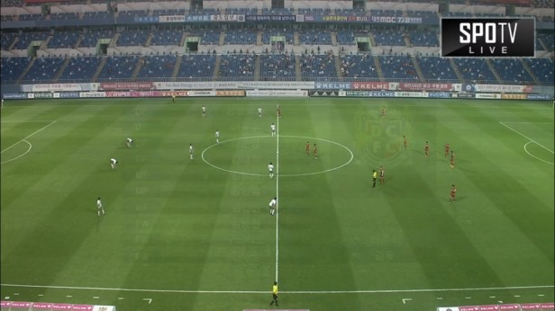 Daejeon v Ansan K League Aug 2016 (1)