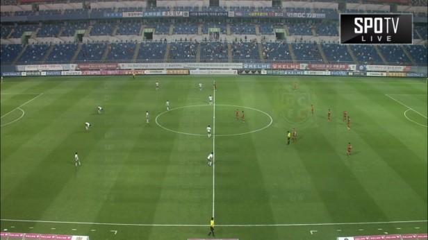 Daejeon v Ansan K League Aug 2016 (1)