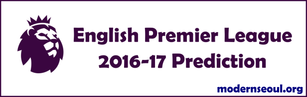 English Premier League 2016-17 Prediction Banner